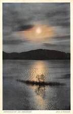 Switzerland Mondnacht am Zugersee phot. J. Gaberell