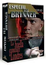 The File of the Golden Goose NEW PAL DVD Yul Brynner