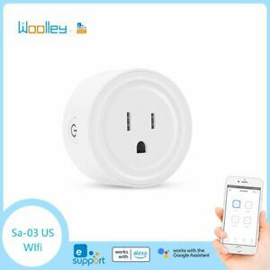 US Smart Plug Power Socket WIFI APP Remote for eWelink Amazon Alexa Google Home