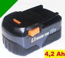 ORIGINAL  AEG L1830R 18 V  m. 4,2 Ah  4200 mAh --- bgl. Würth SD-Li 18 / Ridgid