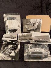 Automobile Pressefotos um 1970 Jaguar E Type Fotos Oldtimer Sammler Fotos