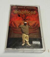 Skanless: The Book Of Skanless Cassette. Herm, T-Lowe, RARE!