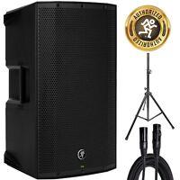 "Mackie Thump12A 1300W 12"" DJ PA Active/Powered Loudspeaker w/ Speaker Stand, XLR"