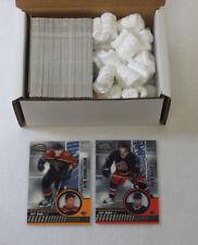2003-04 Pacific Invincible Hockey Silver Retail Set (1-100)