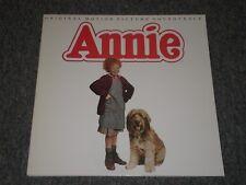 Annie~Original Motion Picture Soundtrack~Original Printed Inner~Track Sticker