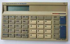 Calculator Texas Instruments TI-30 Galaxy Ti 30 Vintage Rare Genuine