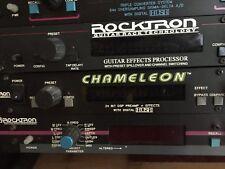 Rocktron Pre Multi Effetto Per Chitarra Programmabile chameleon