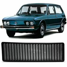 VW Brasilia Air Intake Grill Front Vent Inlet Scoop Aircooled Hood Cover Black