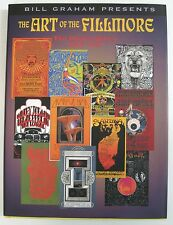 Art of the Fillmore _ORIGINAL HC Acid Test Poster Series 1966-1971 - Bill Graham