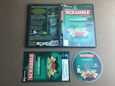 Scrabble 2009 - PC CD-ROM TESTED/WORKING UK PAL