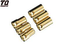 5.5mm Bullet Connectors 13G/10G 150A (3) Castle Creations CCBUL5.5X3 CSEM0002