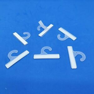 1000 x Self Adhesive Strong 50mm Hanging Hook with Foam Tape HangTab