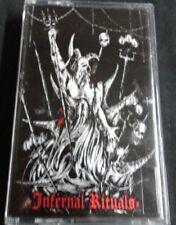 BLACK ANGEL / EVIL - Infernal Rituals. Split Tape