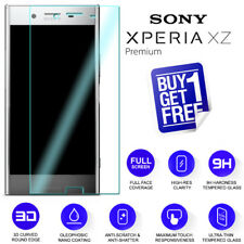 for Sony Xperia XZ Premium Tempered Glass Screen 9h Protector Film Clear G8141