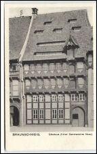 Braunschweig Niedersachsen AK ~1920/30 Gildehaus Dammersches Haus ungelaufen