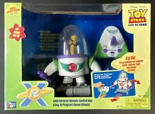 Disney Pixar TOY STORY AND BEYOND Buzz Lightyear Star Command Infrared RC XR NEW
