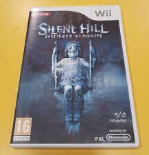 Silent Hill Shattered Memories GIOCO WII VERSIONE ITALIANA