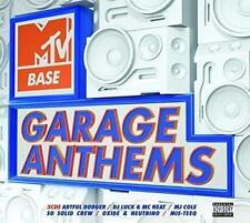 Various - MTV Base Garage Anthems - 3xCD Digipak (2017) - NEW