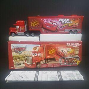Disney PIXAR Cars Mack Truck Playset in box (2006)