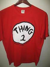 Arzt Dr.Seuss Sache 2 Zwei Universal Studios Orlando Florida USA T-Shirt Groß