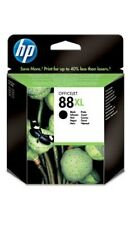 ORIGINAL & BOXED HP88XL / C9396A BLACK INK CARTRIDGE - SWIFTLY POSTED