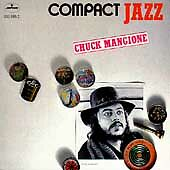 Chuck Mangione - Compact Jazz Live Recording, 1987 CD Used Very Good