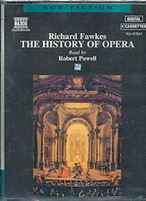 Audio book - The History Of Opera by Richard Fawkes   -   Cass