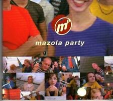 (AM667) Mazola Party, Klockan Tre - 1995 CD