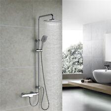 HOMELODY Duschthermostat Duscharmatur Duschset Duschsystem Regendusche Dusche