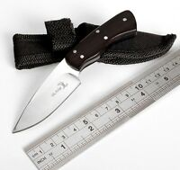 Tactical Hunting Knife Outdoor Rescue Camping Pocket Knives Survival