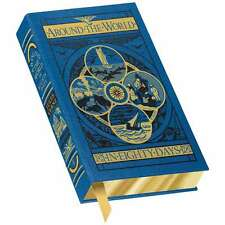 Around the World in 80 Days By Jules Verne Easton Press Deluxe Limited Edition