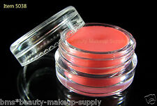 12 Empty Lip Balm Pot Small Beauty Sample Jars Containers Clear 3 Gram || 5038
