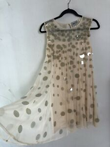*DFSS* ASOS Size 10 Tulle Sequin Dress