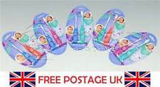 Smiling Toothbrush 2Pk Soft Brush Easy Grip Handle Kids Clean