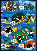Fotobusta Kommt Speedy Gonzales Katze Silvester Tweety Bugs Bunny Cartoon R121