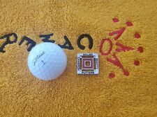 Rare Scotty Cameron 2012 TCC The Cameron Collector Ball Marker coin billet MINT