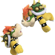 Nintendo Super Mario Bros 10in Bowser King Koopa Anime Plush Doll Soft toy