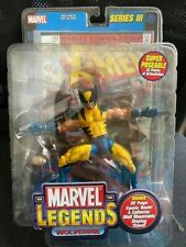 Marvel Legends - Wolverine - Sentinel - 32 Page Comic - New In Package