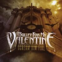 Bullet for my Valentine Scream aim fire (2008) [CD]