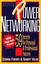 NEW - Power Networking: 59 Secrets for Personal & Professional Success