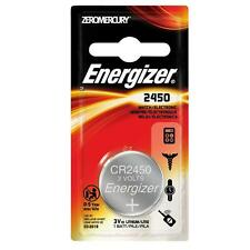 10 x Energizer CR2450 3V A Bottone Al Litio Batteria 2450