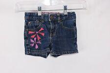 Girls Genuine Kids Oshkosh Embellished Jean Shorts