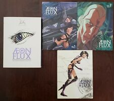 Dvd Set Aeon Flux, Complete Animated Collection Mtv
