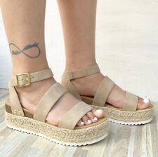 Strapped Espadrilles