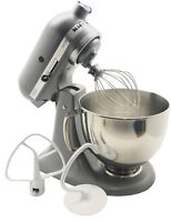 KitchenAid RK150SL 5Quart Artisan Seried Tilt-Head Stand Mixer - Silver