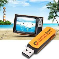 New Multifunctional Golden USB Worldwide Internet TV And Radio Player Dongle