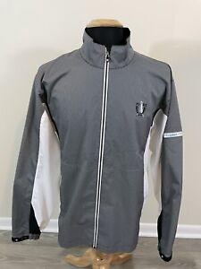 FootJoy DryJoys Hydrolite Judith Country Club Golf Zip Jacket Men's Size Large