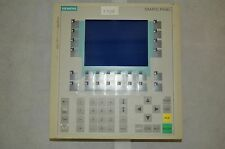 Siemens Simatic Panel op170b BLUE MODA STN-Display (6av6 542-0bb15-2ax0) (1.124)