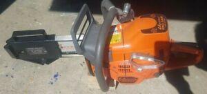 Husqvarna 576XP chainsaw - Unifire Rescue saw c/w carbide chain & Depth gauge