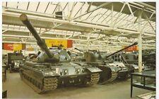 Dorset; Bovington Tank Museum, Conqueror & Centurion 1 PPC By Jarrold, Unposted